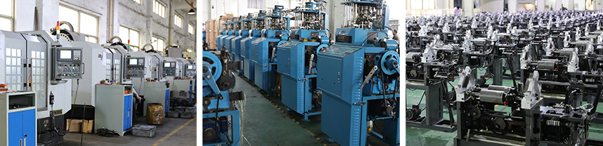 Basic performance mode of computer flat knitting machine
